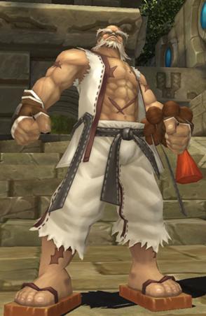Master Jehoon Costume