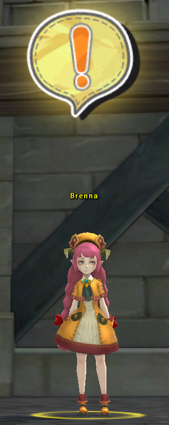 Brenna NPC