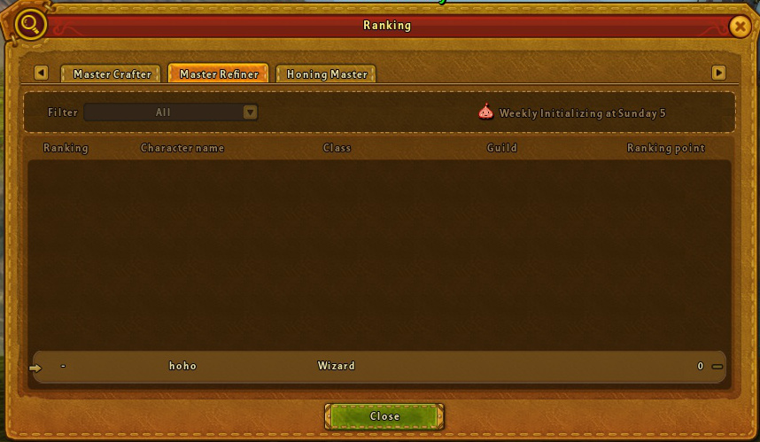 Ragnarok 2 ranking